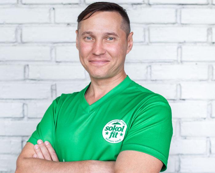 Знакомьтесь Павел Конев!