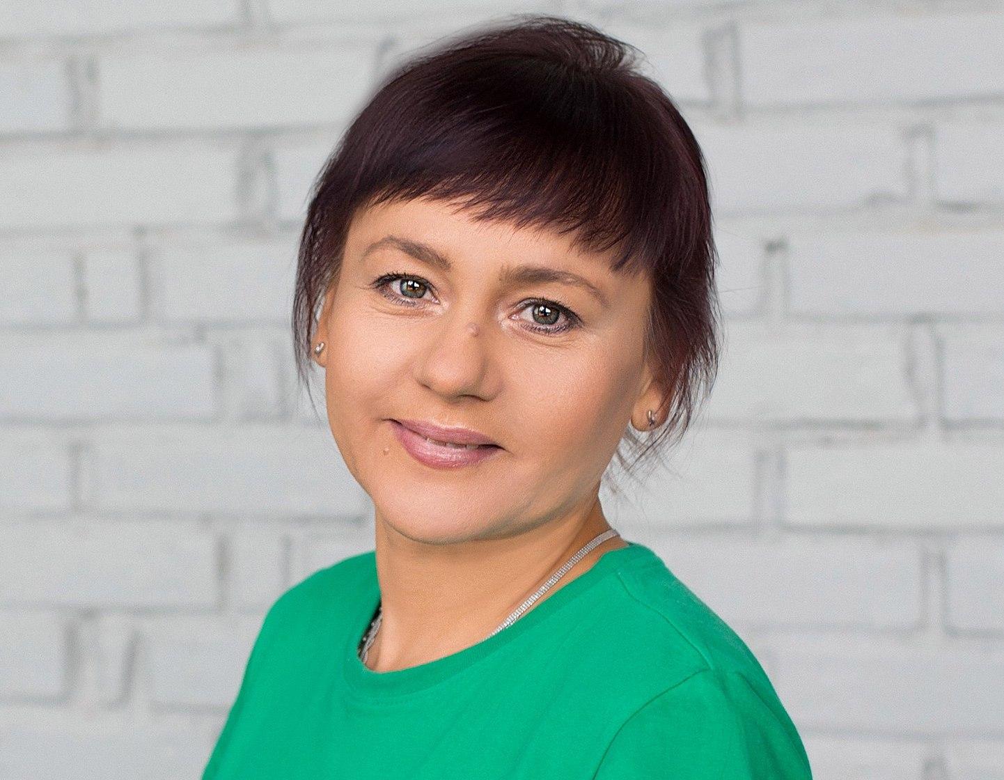 Знакомьтесь Ирина Красавина