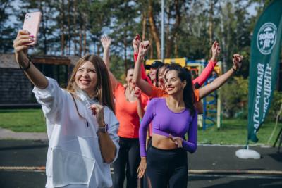 Открытие Fitness сезона 2020
