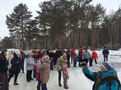 Масленица и проводы зимы с SokolFit